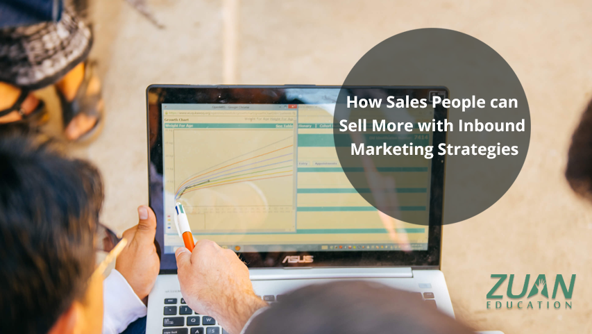 How Sales People can Sell More with Inbound Marketing Strategies