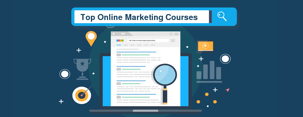 top online marketing course