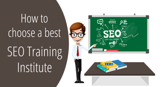 how to choose best seo training institute