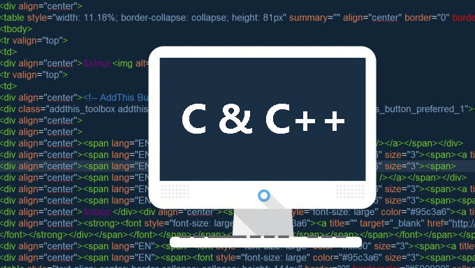 C-and-C++