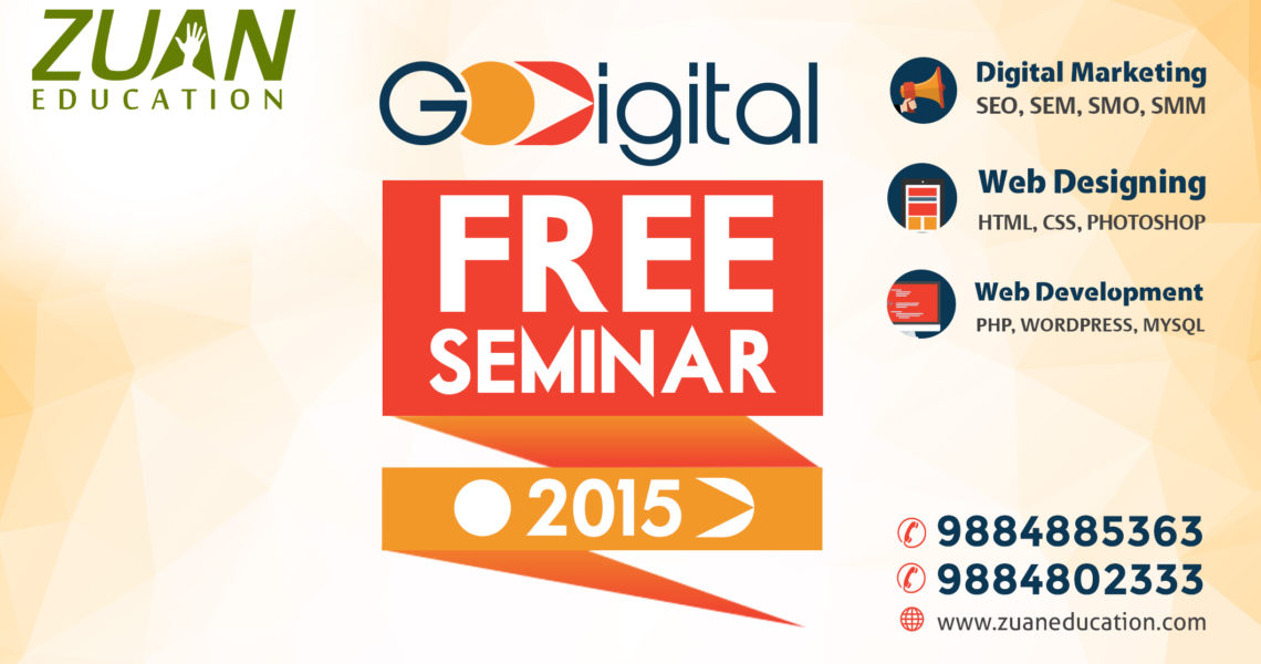ZuanEducation-GoDigital-Free-Seminar-2015