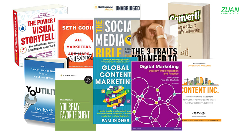 10 Must Read Digital Marketing Books in 2016
