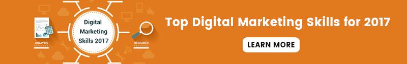 Top Digital Marketing Skills for 2017