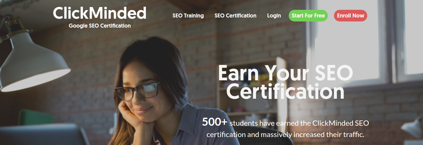 Clickminded Seo Certification Zuan Education