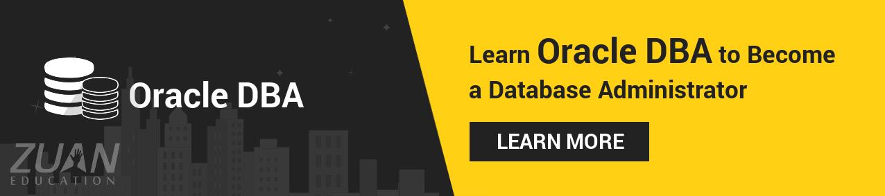 Learn Oracle DBA