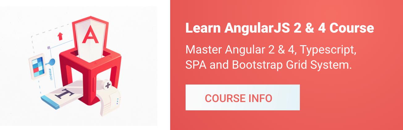 Learn AngularJs 4