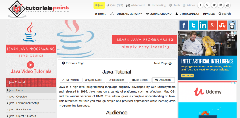Image Result For Learn Java Online Course