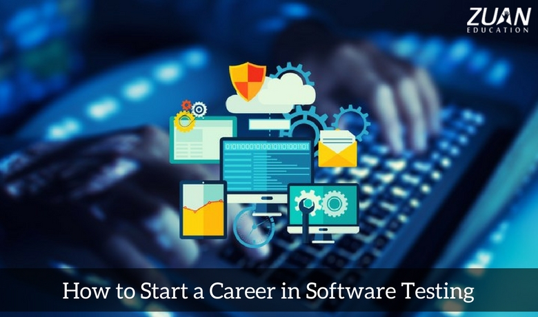 How to Start a Career in Software Testing