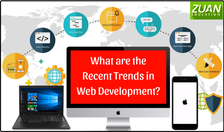 Recent Trends in Web Development