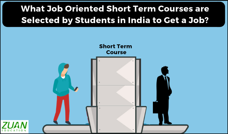 What Job Oriented Short Term Courses are Selected by ...