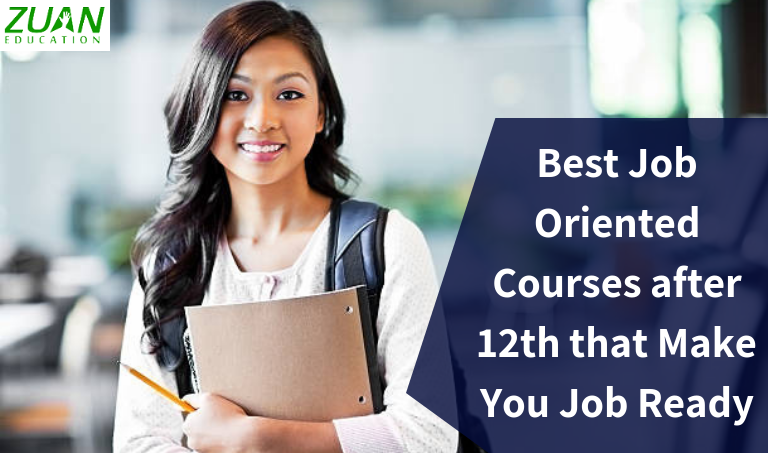 Best Job Oriented Courses after 12th that Make You Job Ready