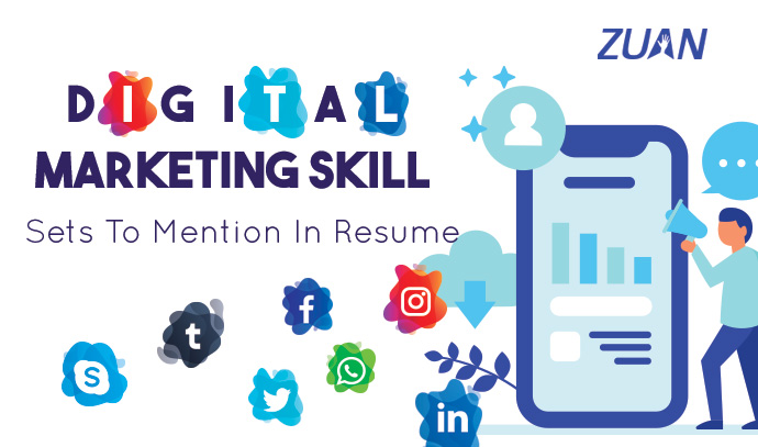 Digital Marketing Skill Sets to Mention in Resume