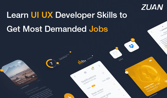 Learn UI UX Developer Skills to Get Most Demanded Jobs