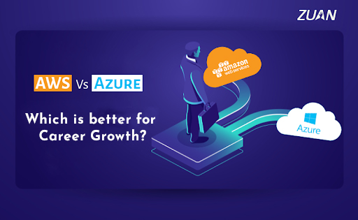 AWS VS Azure: Which is better for Career Growth
