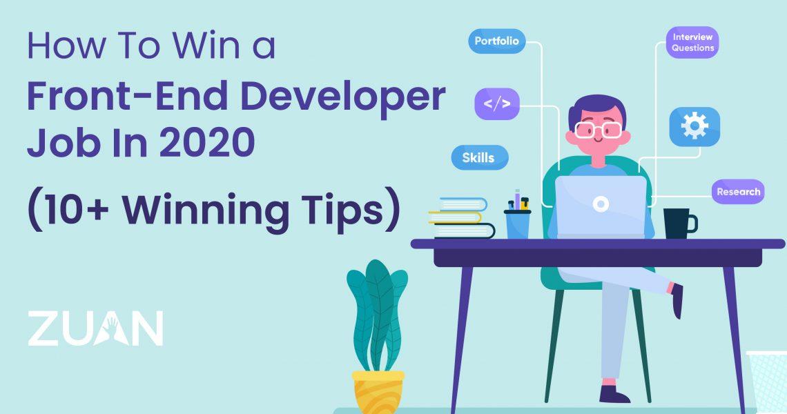 Tips to get a Front-End developer Job