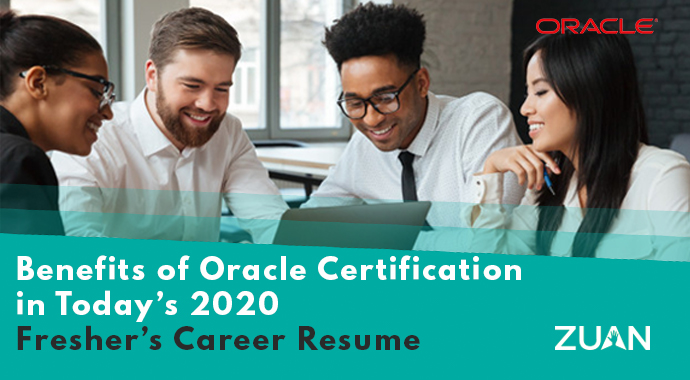 Benefits of Oracle Certification in 2020