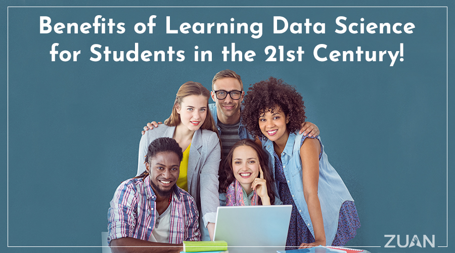 Benefits of learning data Science