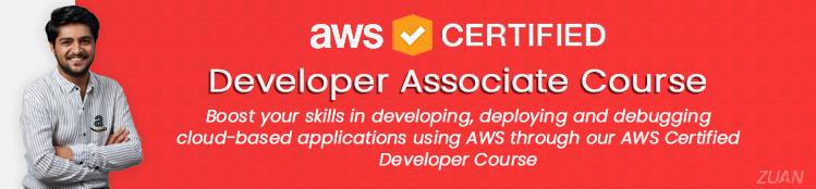 AWS certified developer Associate course
