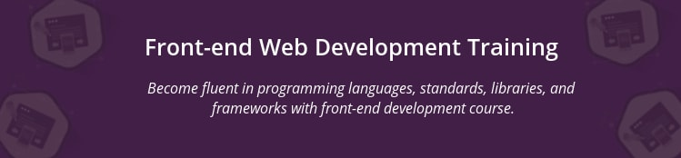 Become a Front-End developer with Zuan Education's Front-End development Training