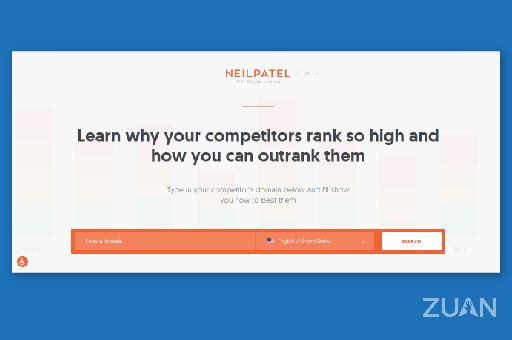 Neil Patel Digital marketing Blog site