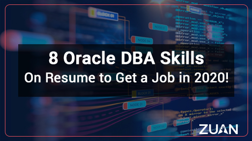 oracle skills on resume to get a Job