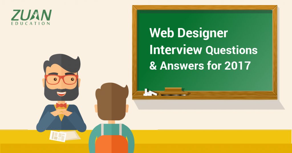Latest web designing interview questions