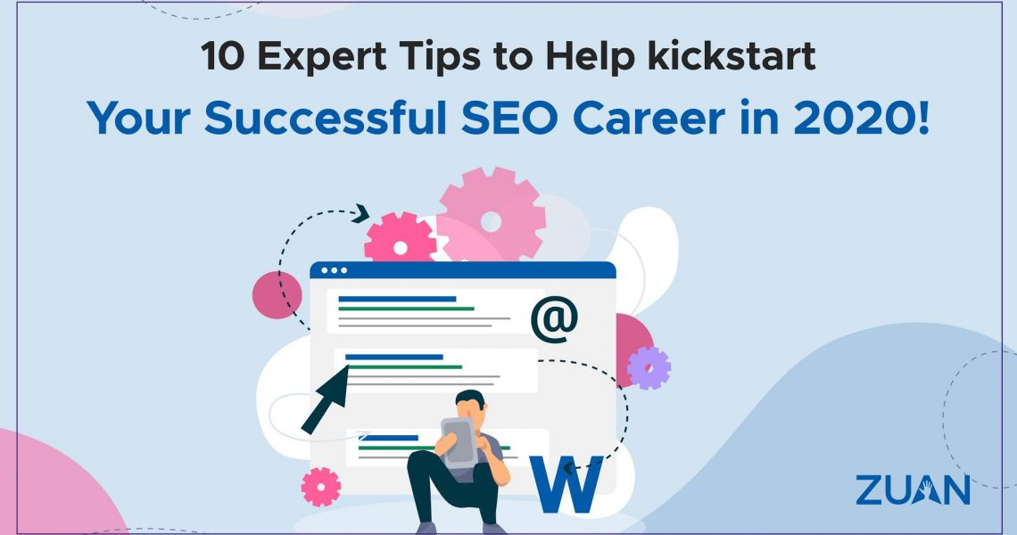 SEO career