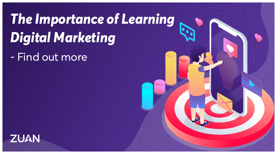 Importance of Learning Digital marketing