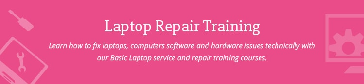 laptop service training course