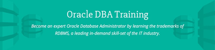 Oracle DBA Training Course