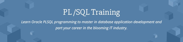 PLSQL Training Course