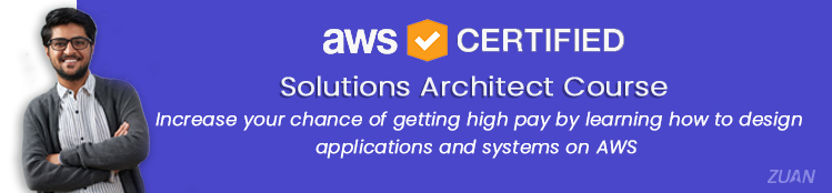 AWS Solution Architect Course- Associate