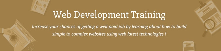 Web Development Training Course